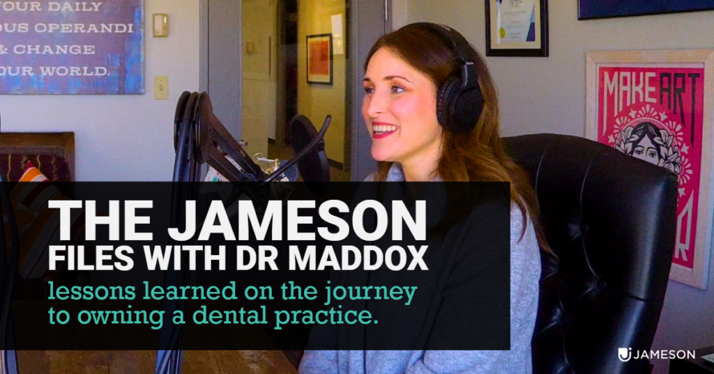 Carrie Webber and Dr. Shannon Maddox discuss what goes into buying and building a dental practice.