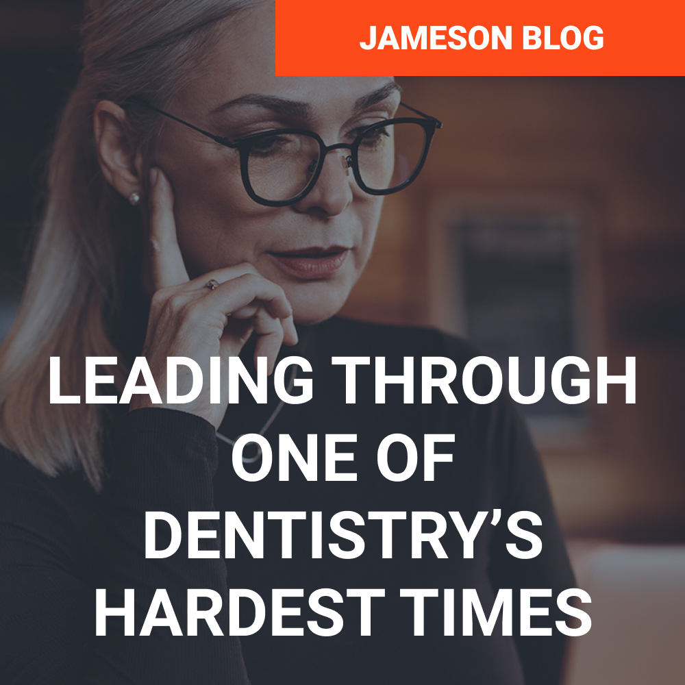 Leading Through one of Dentistry's Hardest TimesE-LEAR
